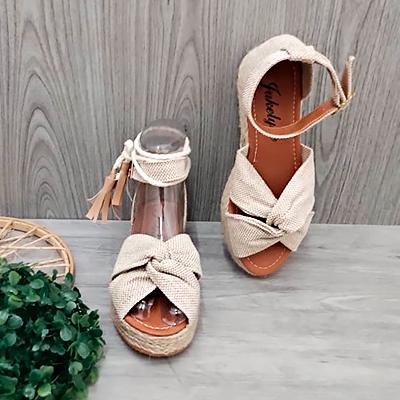 Sandália Flat Form | Lírio Star Calçados