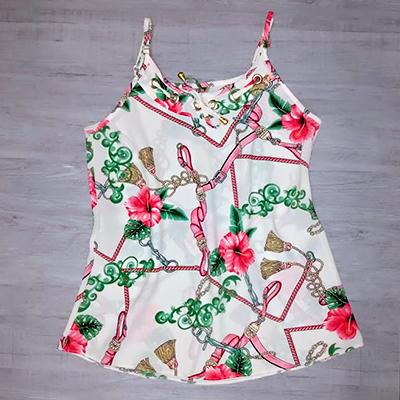 Blusa Feminina Estampada | Vera Modas