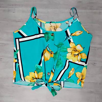 Blusa Feminina Estampada | Bela Modas