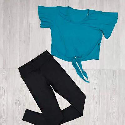Conjunto Calça e Blusa | Viva Bella