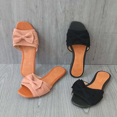 Chinelo Rasteirinha Color | Glamour Shoes