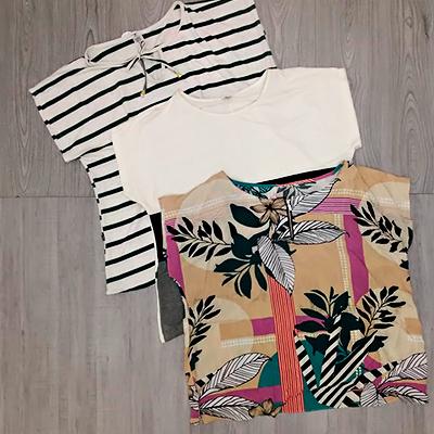 Blusas Estampas Diversas | B Look