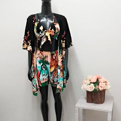 Conjunto Look Completo | Nik Store