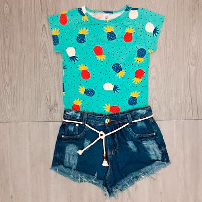 Blusa Feminina Color | Loly Moda Feminina
