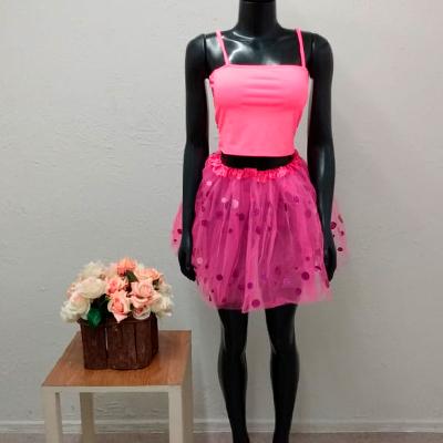 Fantasia Pink Carnaval | O Cravo e a Rosa