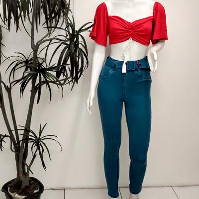 Calça Cintura Alta | Florenza Store