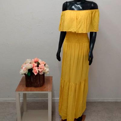 Vestido Longo Ciganinha | Byanca Modas