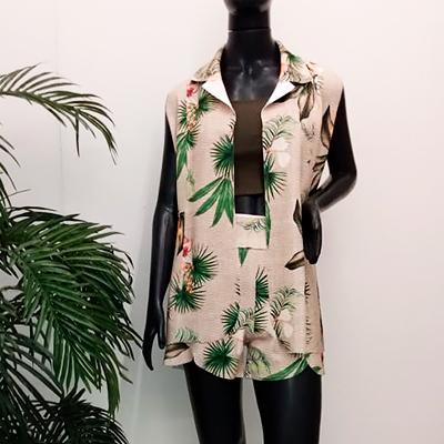 Conjunto Kimono e Short | Bianca Evellyn