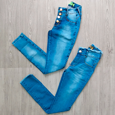 Calça Jeans Feminina | Moda Chick
