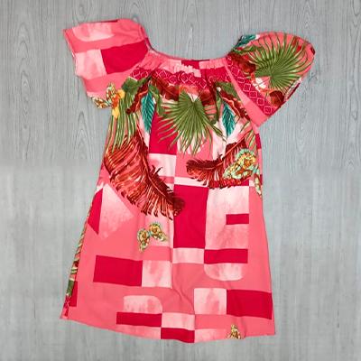 Vestido Estampado Ciganinha | Rosa de Saron