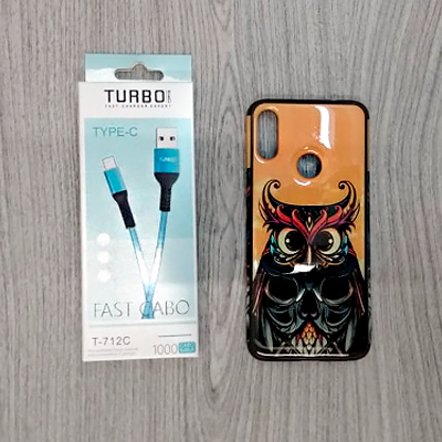 Kit Capinha e Cabo | Malu Cases