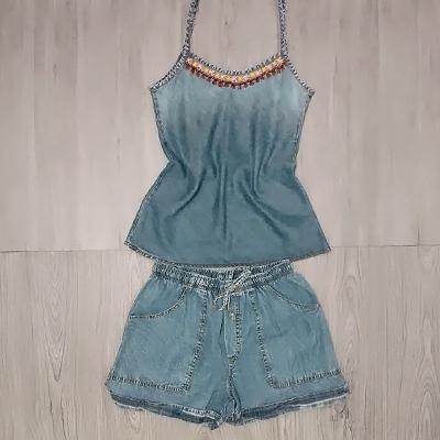 Conjunto Feminino Jeans | Fhabrica da Moda