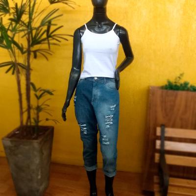 Calça Jeans Mom | Vera Modas