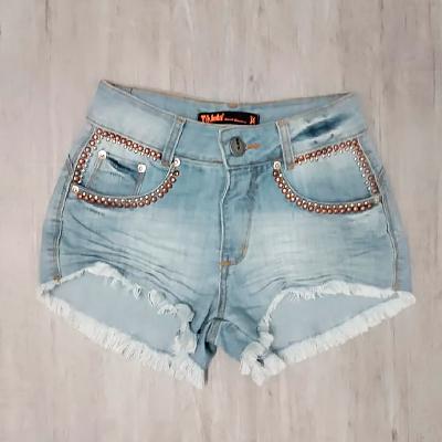 Short Jeans Claro | Gata Mineira
