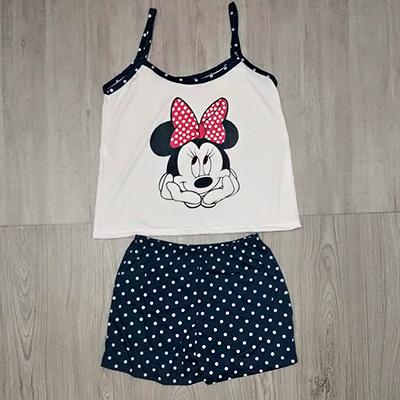 Conjunto Pijama Estampado | Delinas Pijama