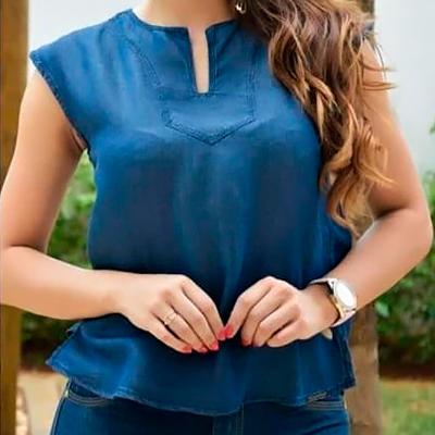 Blusa Feminina Denim | Soul Jeans