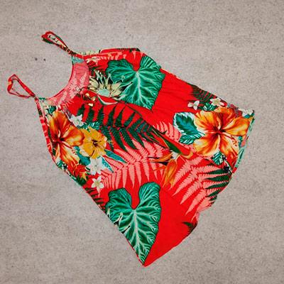 Blusa Estampada Flower | Kell Modas