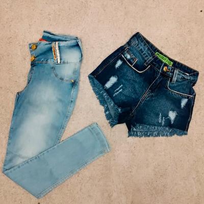 Jeans Femininos Variados | Gata Mineira