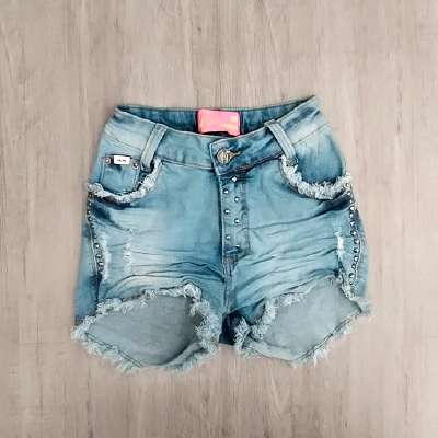 Short Jeans Desfiado | Liz Jeans