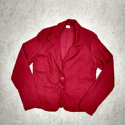 Blazer Feminino Red | Art Lú Modas