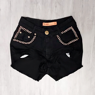 Short Jeans Feminino | Gata Mineira