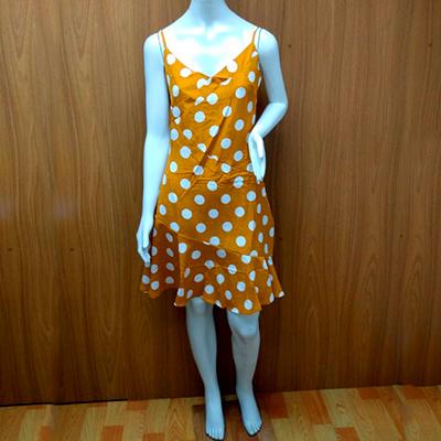 Vestido Curto Poá | Letícia Rios