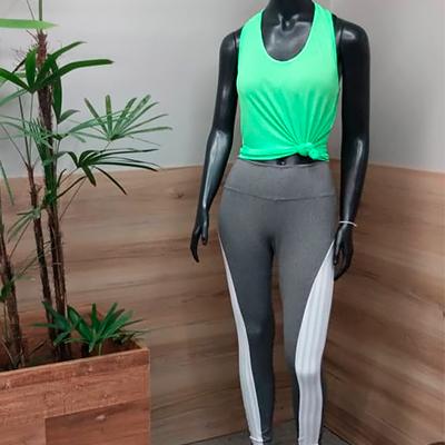 Conjunto Legging e Regata | Atacado Fitness
