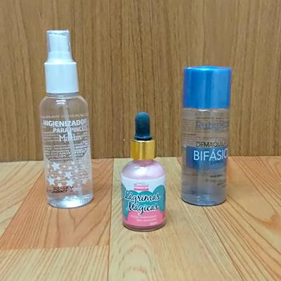 Produtos Cosméticos Diversos | Cinco Tons Makeup