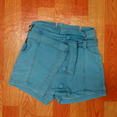 Short-Saia Jeans | La Donna