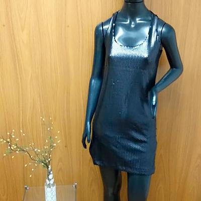 Vestido Curto Paetê | Outlet 103