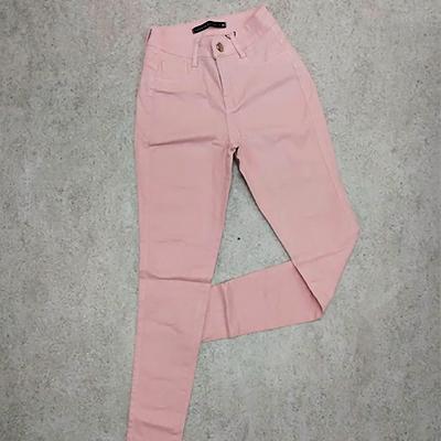 Calça Jeans Color | Puro Charme