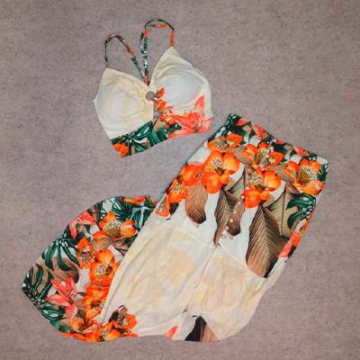 Conjunto Saia e Cropped | Brend Store