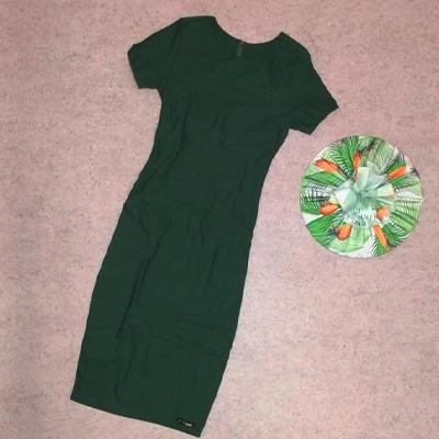 Vestido Midi Verde | Baluar Store
