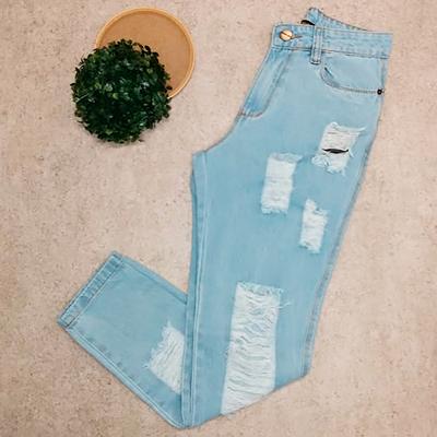 Calça Jeans Jogger | Ateliê Jeans
