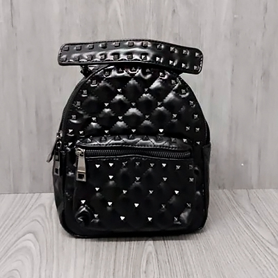 Mochila Spike Black | Chris Shoes