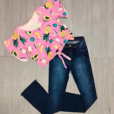 Calça Jeans Feminina | Look Jeans