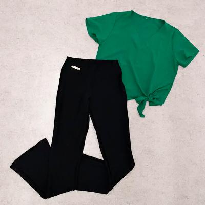 Conjunto Calça e Blusa | Pichú