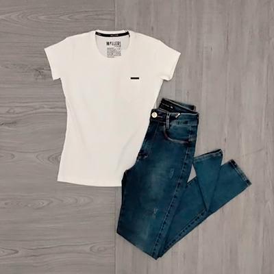 Calça Jeans Feminina | Amorim Modas