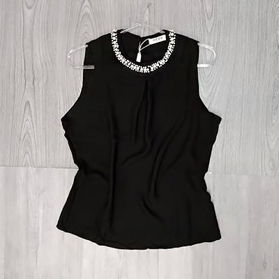 Blusa Com Pedraria | Belíssima Modas