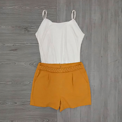 Short Feminino Color | WA Modas