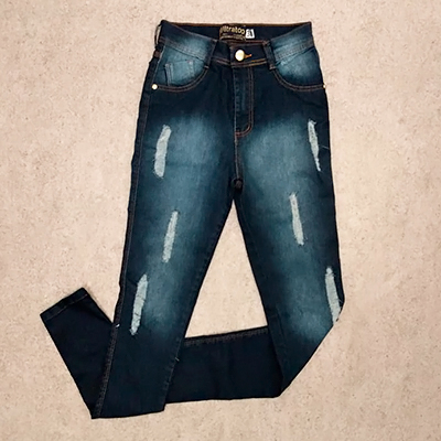 Calça Jeans Feminina | Pimentinha Jeans