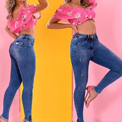 Calça Jeans Feminina | Chicago Jeans Deluxe