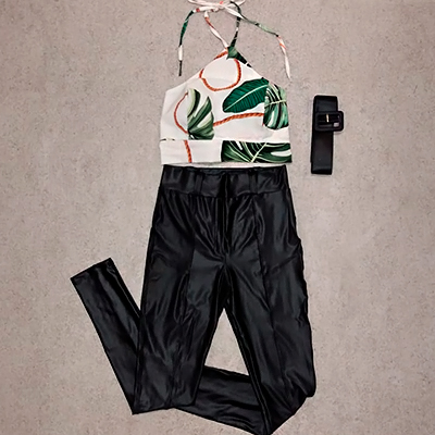 Cropped Com Bojo | Rubi Clothes