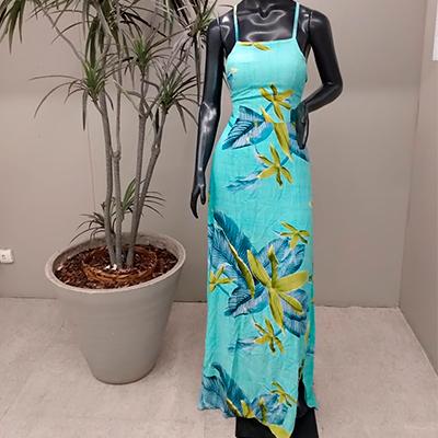 Vestido Longo Floral | Belíssima