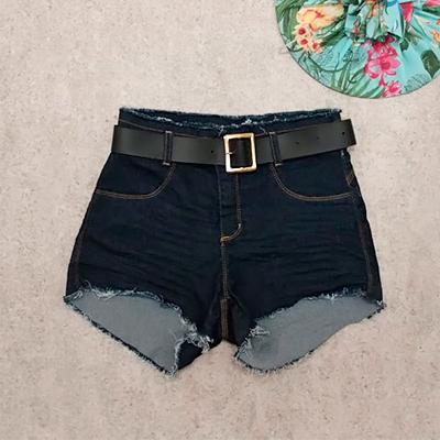 Short Jeans Feminino | L M Modas
