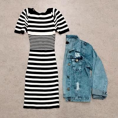 Conjunto Jaqueta e Vestido | Yooume Store