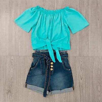 Short Jeans Feminino | Vera Modas