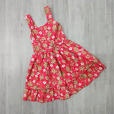 Vestido Infantil Color | Lili Baby
