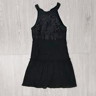 Vestido Curto Preto | Lili Baby