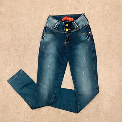 Calça Jeans Feminina | Linha do Corpo